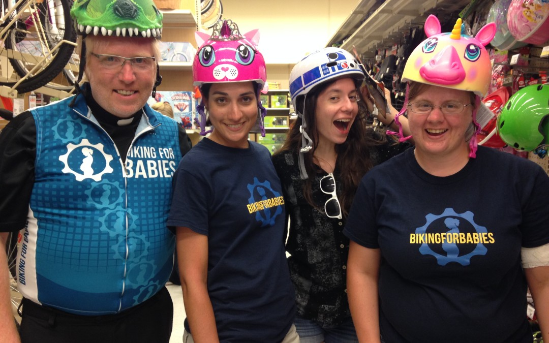Biking for Babies 2016