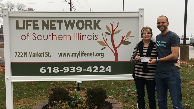 Meet our PRC's: Life Network of Southern Illinois