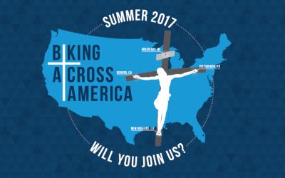 Imagine: Biking A+Cross America