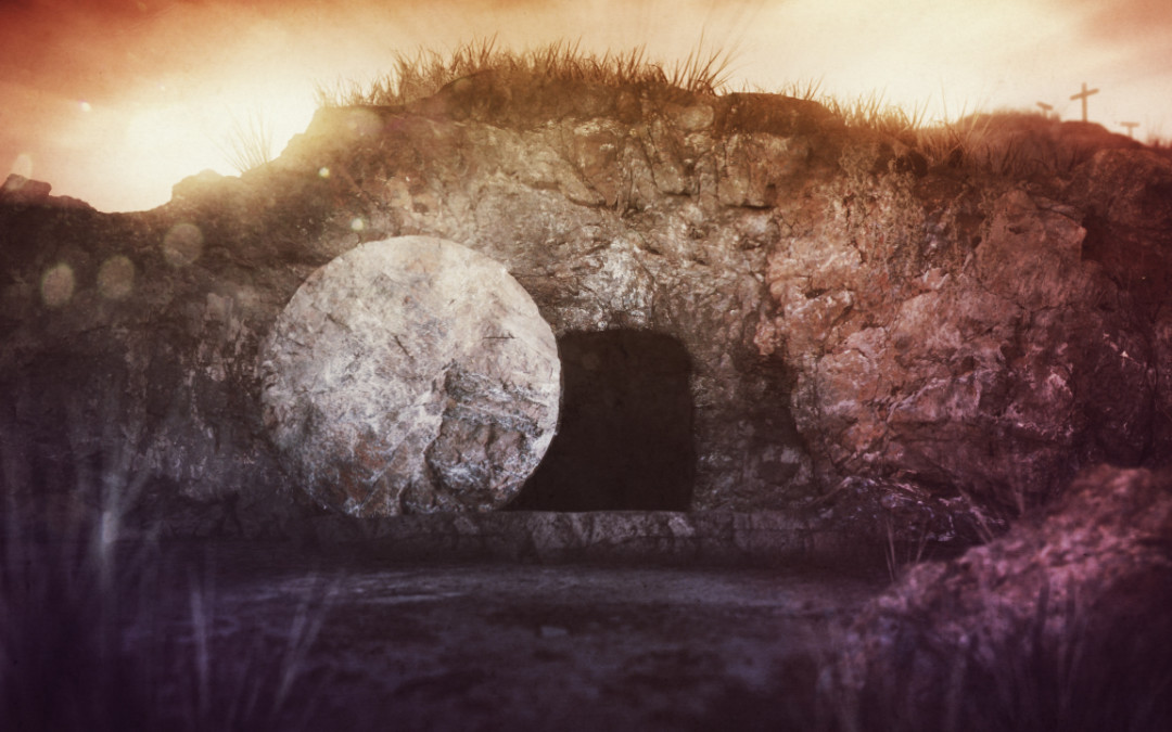 The Tomb is Empty: Alleluia!