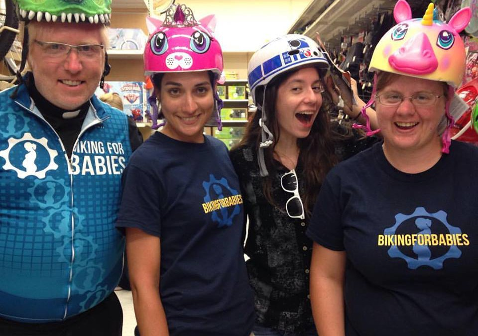 A Reflection of NOLA 2016 Biking for Babies