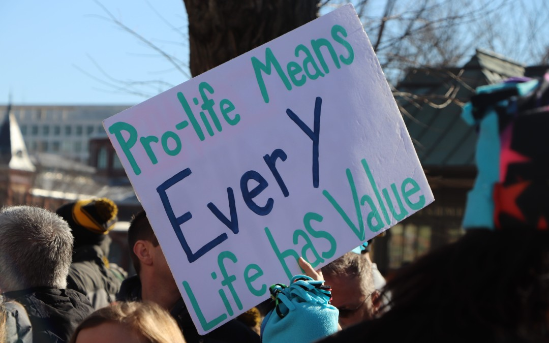 March for Life 2018: Love Saves Lives